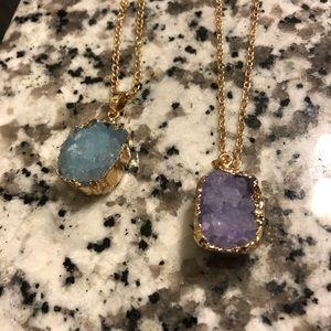Jewelry - Stone Necklace Bundle
